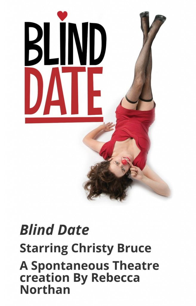 christy bruce blind date Stage door news previous next.